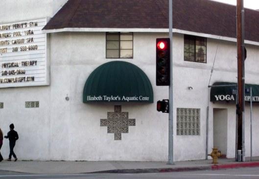 """Elizabeth Taylor's Aquatic Center"""