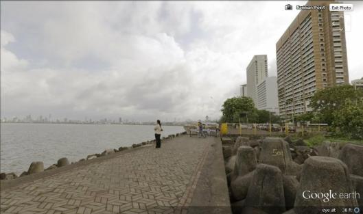 mumbai ocean view