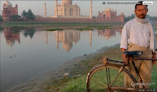 taj rusty bike